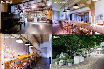 De Boerderij Huizen : De boerderij huizen trouwlocaties